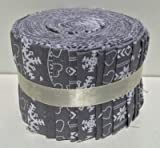 Fabric Freedom Jelly Roll FFJR15 Patchwork-Stoff, 20
