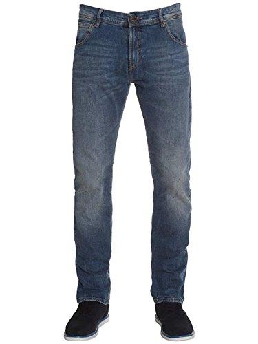 Volcom Tabulous High Jeans indigo vintage wash / bleu Taille indigo vintage wash/bleu