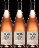 Abril FRUCHT Rosé ECOVIN 2017 Trocken Ecovin Bio (3 x 0.75 l)