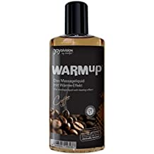 New - Joydivision Warmup Massage Oil - 5.07 Oz Coffee by HnBlist