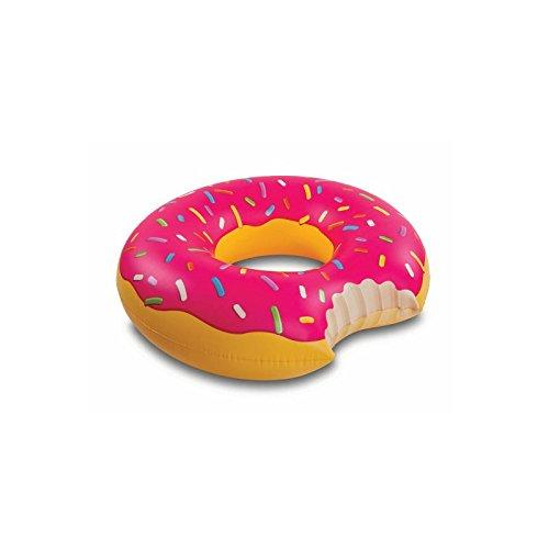 Erdbeere Donut Pool schwimmen