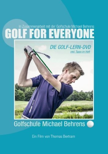 Golf Lern DVD - Golf for Everyone  -