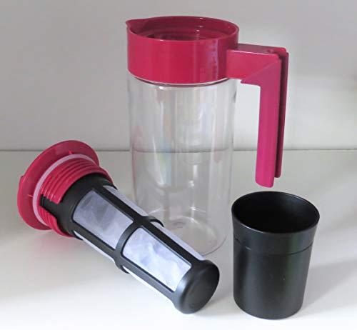 """'Preparador de hielo """"Flash Chill plástico, sin BPA 0,9 L lavavajillas & microondas"""