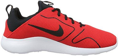 Nike Kaishi 2.0 Se, Scarpe Sportive Uomo Rosso (Action Red/Black/White)