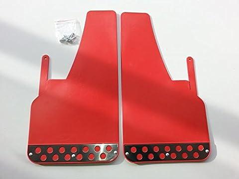 Bavette Toyota - Rally Bavettes Boues Bavettes