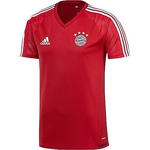 Survetement Entrainement Foot - Bayern Munich 17/18 - T-Shirt Entraînement de