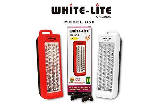 Whitelite Brand 50 LED Durable Power (DP) Double battery heavy duty Home - Industrial Emergency Light - Lamp …