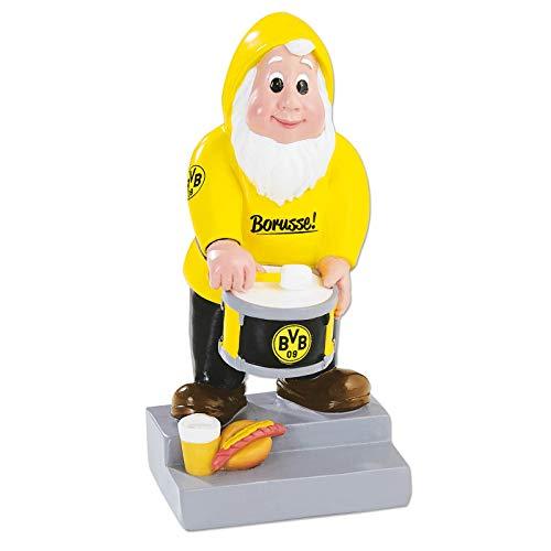 Borussia Dortmund BVB-Gartenzwerg Trommler one Size