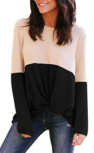 Elsa Steen - Sweat-shirt - Manches Longues - Femme Noir