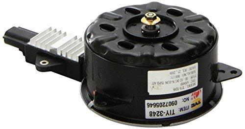 Motor Kondensator Lüfter (TYC Seitenblinker 630400Dodge Neon Ersatz Heizkörper/Kondensator Lüfter Motor)