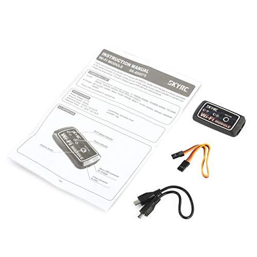 Preisvergleich Produktbild SKYRC SK-600075-01 WLAN-Modul kompatibel mit Original-Regler und Imax B6 Mini B6AC V2 für RC-Modellersatzteile