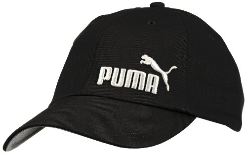 PUMA, Cappellino Adulti No 1, Nero (Black), Adulto