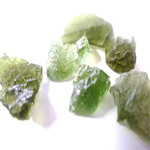 Moldavit–sehr selten–A Grade Qualität Kristall–ein Tektit vielleicht Ausserirdischen Herkunft–Hohe Vibration