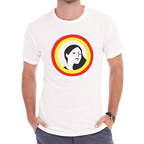 Unsettling America Edition Women Rights Herren T-Shirt Weiß