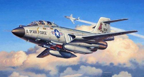 Revell 04854 - Modellbausatz - F-101B Voodoo, Maßstab 1:72