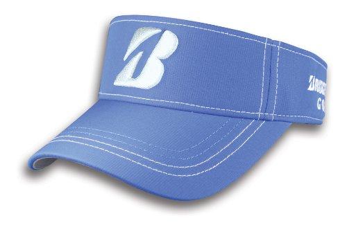 Bridgestone GOLF LOW PROFILE SPORT VISOR. COBALT BLUE.