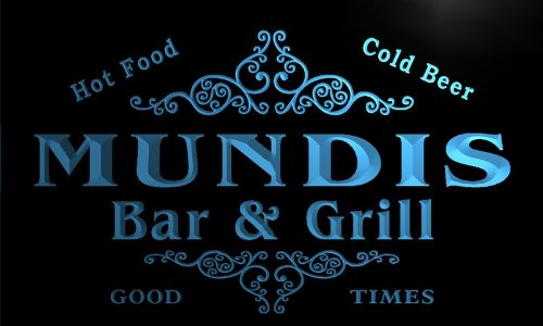 u31728-b-mundis-family-name-bar-grill-home-brew-beer-neon-sign-enseigne-lumineuse
