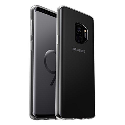 OtterBox Symmetry clear Hoch-transparente Sturzsichere Schutzhülle, (geeignet für Samsung Galaxy S9) transparent (Klar, Otter Box Case)