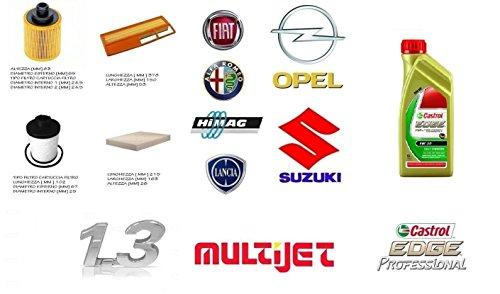 101-1-kit-filtri-tagliando-lancia-ypsilon-13-multijet-55-kw-4-litri-olio-castrol-edge5w30