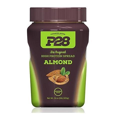 P28 453 g Almond High Protein Spread