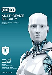 ESET Multi Device Security 7 - 5 Geräte [Download]