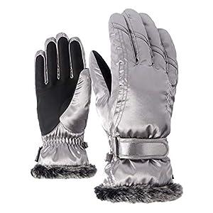 Ziener Damen Kim Lady Glove Ski-Handschuhe/Wintersport |warm, Atmungsaktiv