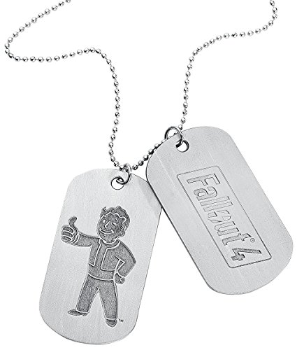 Fallout 4 - Vault Boy Dogtags [Edizione: Germania]