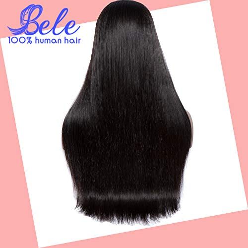 Bele Lace Frontal/360/Bob/Full Lace peluca cabello