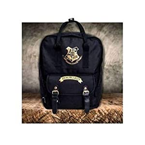 41jRLsJ91YL. SS300  - Blue Sky Studios Mochila Hogwarts Black 30 x 35 cm. Harry Potter. Premium