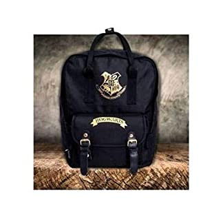 Blue Sky Studios Mochila Hogwarts Black 30 x 35 cm. Harry Potter. Premium