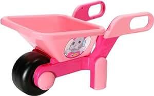 Wader Spielzeug-Schubkarre Girl