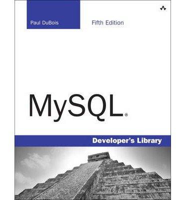 [(MySQL)] [by: Paul Dubois] par Paul Dubois