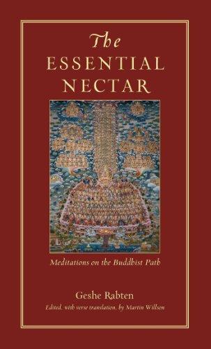 Essential Nectar: Meditations on the Buddhist Path (A Wisdom basic book. Orange series) por Geshe Rabten