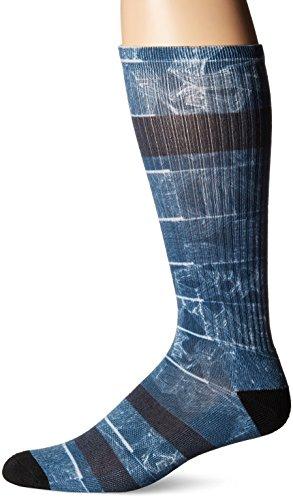 Sole Sole Sole Options Men's L.a.Vated, Baltic, Sock Size:10-13/Shoe Size: 6-12
