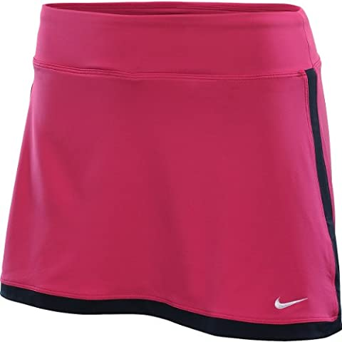 Nike Border Falda 405188–681Mujer Rock Tenis FUCHSIENFARBIG