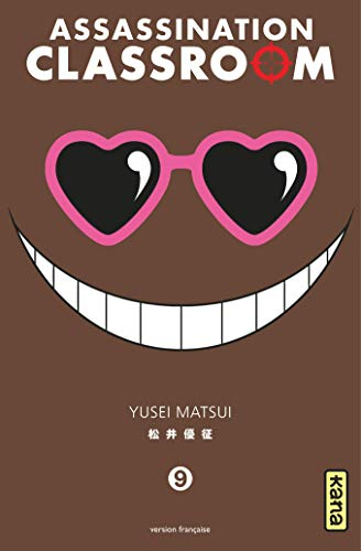 Assassination Classroom Edition simple Tome 9