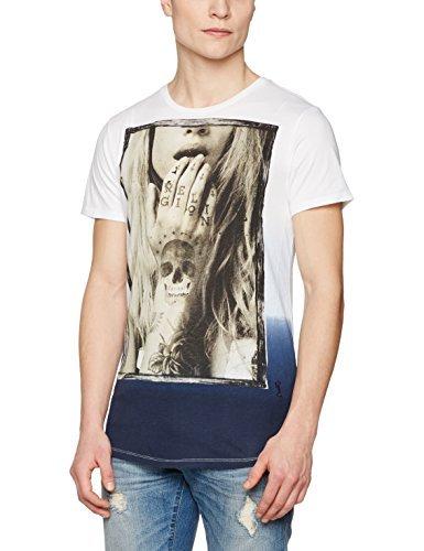Religion Clothing Männer T-Shirt Tempted weiss blau - XXL
