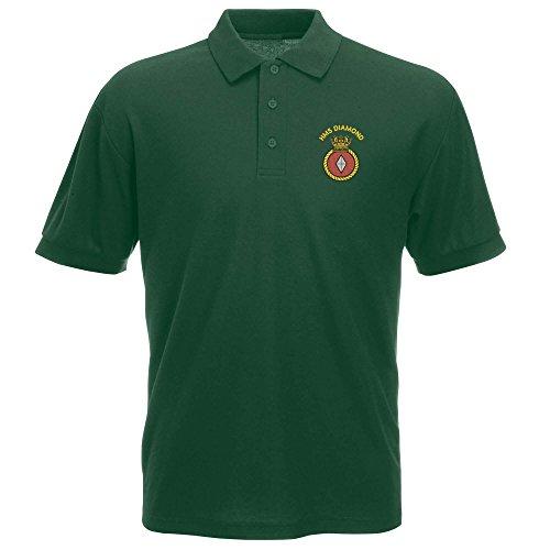 Pineapple Joe'sHerren Poloshirt Grün - Bottle Green