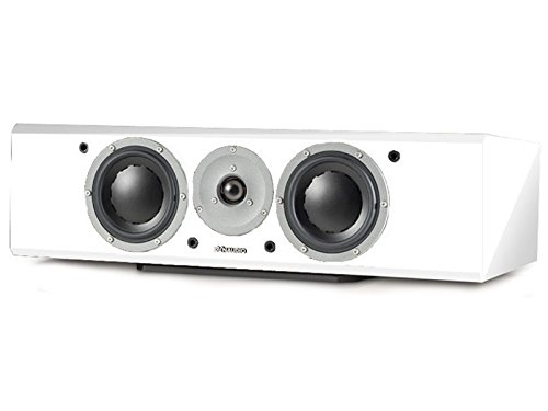 Dynaudio Focu S210 Center _ Blanco Brillante Altavoz