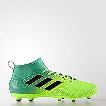 Adidas Ace 17.3 primemesh fg- Bota de futbol verde para hombre 45 1/3