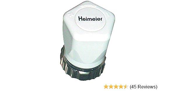 2001-00.325 Heimeier Handregulierkappe voreinstellbar