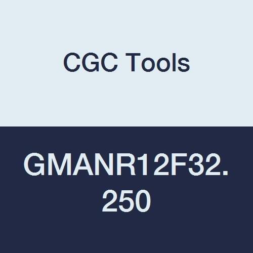 1 Diameter 1-1//2 LOC 0.060 Radius 4 OAL 5 Flute CGC Tools GMHT10R5060 Gorilla Phenom GMS2 Coated Ultra-High Performance End Mill Radius End