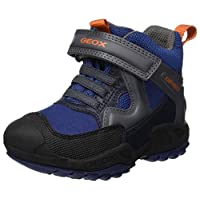 Geox J New Savage Boy B ABX a Hi-Top Trainers
