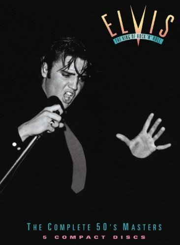 The King Of Rock 'N' Roll: The Complete 50'S Masters [5 CD]