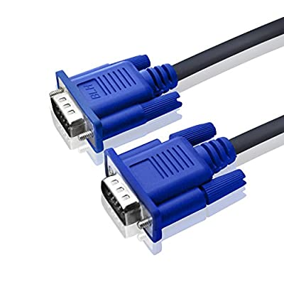 SVGA VGA MM mâle vers mâle câble d'Extension-Bleu par PC TradingÃ'®