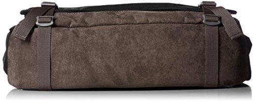Jack Wolfskin Camden Note Ventiquattrore Bag 40 cm scomparto Laptop Nero