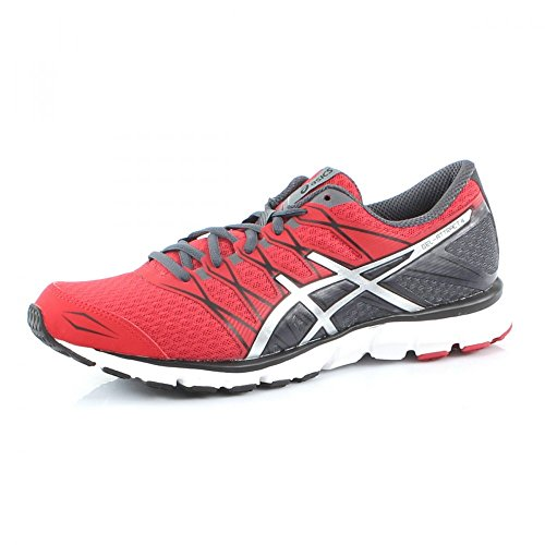 Herren Gel silver attract iron Laufschuhe 4 red racing Asics TPq4tZRt