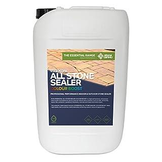 StoneCare 4u - Essential All Stone Sealer ColourBoost - 25 Litre