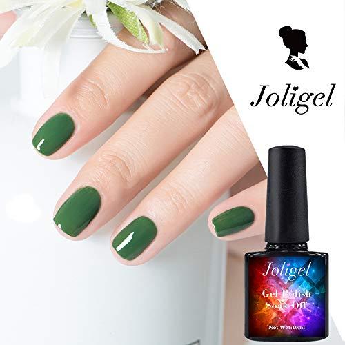 Joligel Esmalte Gel Semipermanente Curado UV LED Uñas