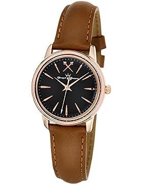 YONGER&BRESSON Damen-Armbanduhr DCR 052/AS42